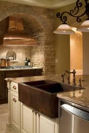 kitchen fine looking copper kitchen sink double bowl hammered copper kitchen sink and faucet