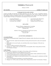 The Brilliant Resume For Junior Accountant Resume Format Web