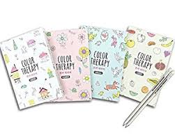 Small Picture Amazoncom Set of 4 Mini Coloring Books for Adult Relaxation