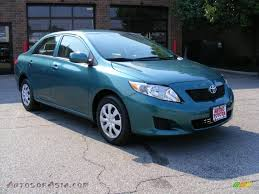 2010 Toyota Corolla LE in Capri Sea Metallic - 321743 | Autos of ...