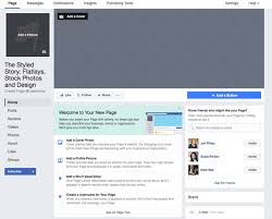 Make A Cover Page Online How To Build A Facebook Page For Business A Guide For Beginners