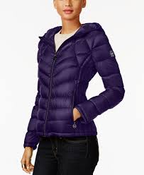 MICHAEL Michael Kors Petite Quilted Packable Down Coat - Coats ... & MICHAEL Michael Kors Petite Quilted Packable Down Coat Adamdwight.com
