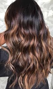 Color Ideas For Hair Brunettes