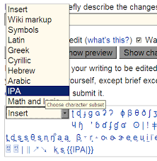 Otherwise, phonetic symbols may not display correctly. Help Ipa Introduction Wikiwand