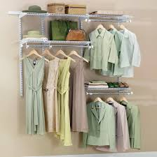 simple closet racks