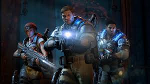 Gears of War 4 JD Fenix Kait Diaz ...