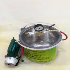 vacuum degassing chamber diy bhf2016