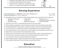 Examples Of Lpn Resumes Lpn Resume Summary Of Skills Www Sfeditorwatch Com