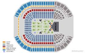 Ticketmaster Taylor Swift Seating Chart State Farm Stadium Glendale Tickets Schedule Seating