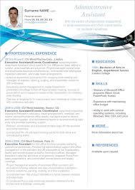 Cv Resume Template Word For Microsoft Templates All Best Cv Resume