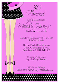 Birthday Luncheon Invitation Wording Birthday Invitation Examples