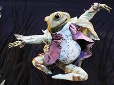 「peter rabbit frog dance potter」の画像検索結果