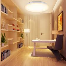 modern bedroom lighting ceiling. Floureon®18W Round LED Ceiling Light,85-260V,6000-6500k Bright Light,2160 Lumens,white/natural White/warm White,14inch Flush Mount Fixture For Indoor Modern Bedroom Lighting I