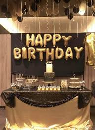 50th birthday party decoration ideas 7