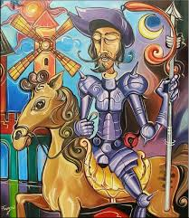 don quixote painting by ciprian frunza don quixote fine art prints and posters for