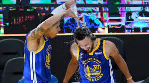 Steph Curry makes the NBA play-in ...