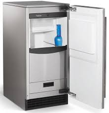 under cabinet ice maker. Scotsman SCCP30MA1SU - Featured View Shown With Door Open Left Side Under Cabinet Ice Maker R