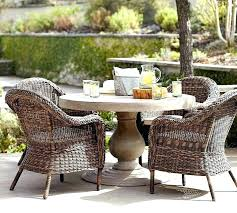 pottery barn outdoor dining sets round concrete outdoor table concrete round dining table pottery barn concrete pottery barn outdoor dining sets