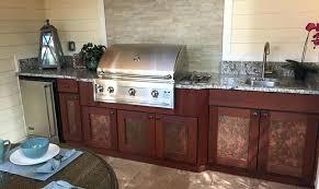 luxury outdoor kitchens kitchen cabinets fort lauderdale florida