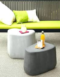 small patio side table white patio side table plastic outdoor end tables impressive interior green side