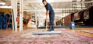 cleaning a rug is not a simple task