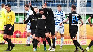 Finanzvorstand hüneburg verlässt fc hansa rostock. 2 1 Hansa Rostock Effectively Starts The Second Half Of The Season Ndr De Sport De24 News English