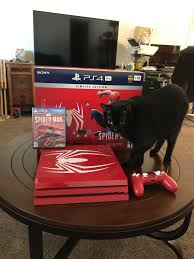 spidey vs the black cat wasn t going to the console but target had a few so got it anyways have fun everyone