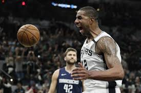 2 days ago aldridge will not play monday against the timberwolves due to an illness, marc stein of the new york times reports. Aldridge S Return Helps Spurs Rally Past Mavericks 119 109