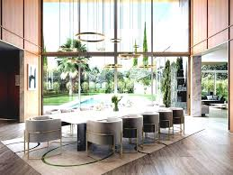 contemporary dining table decor. Luxury Modern Dining Room Home Designs Luxurious Mid Century A Inspired In California Contemporary Table Decor O
