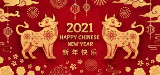 Chinese new year, spring festival or the lunar new year, is the festival that celebrates the beginning of a new year on the traditional lunisolar chinese calendar. Ox Year Chinese New Year 2021 Year Bull Gold And On Asian Holiday El By Tartila Thehungryjpeg Com