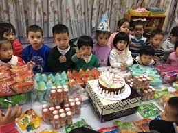 Sinh nhật là niềm vui chung của tất cả các bạn nhỏ lớp A1