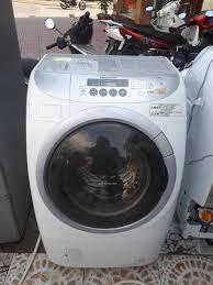 Máy giặt cũ lồng nghiêng Panasonic NA-V1700L giặt 9kg sấy 6kg đời 2011 -  chodocu.com