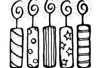birthday candle clip art black and white. Simple White Birthday Candle Clipart Black And White  Download Wallpaper In Birthday Candle Clip Art Black And White
