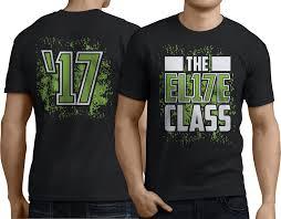 Senior Shirt Designs 2017 The El17e Class Of 2017 Senior Class T Shirts Products