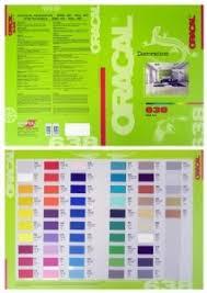 Oracal 751 Color Chart Pdf Oracal 638 Colour Card