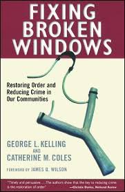fixing broken windows restoring order and reducing crime in our  fixing broken windows restoring order and reducing crime in our communities george l kelling catherine m coles 9780684837383 com books