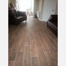 nordic wood dark brown roomset