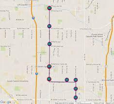 Phoenix Light Rail Station Locations And Map