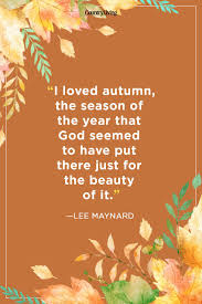 47 Fall Season Quotes Best Sayings About Autumn