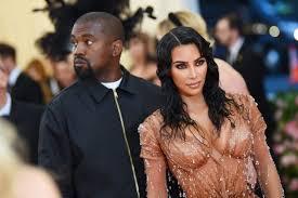 Kim Kardashian and Kanye West ...