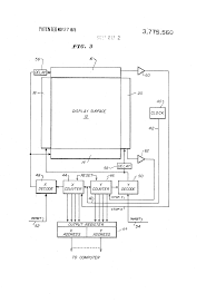 patent us3775560 infrared light beam x y position encoder for patent drawing