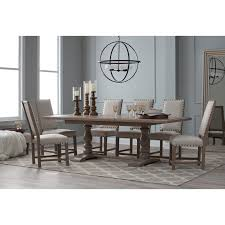 fabulous pedestal dining tables for 14 room 42 round steve silver candice inch table in oak and white table42