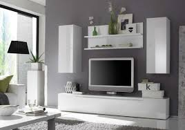 Wall Units, Marvelous White Wall Units Modern Wall Units Wall Unit White  Lacquer Modern Three