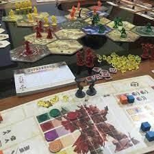 Hyperborea - เกมยูโรที่หลอกว่าเป็นเกมแนว... - Fringer on Board Games