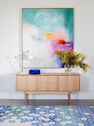 art ideas beautiful large scale australian art styled perfectly with a big bunch of wattle
