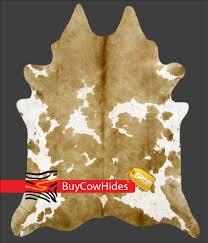 brazilian cowhide rug palomino and white cowhide rugs