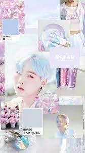 BTS Aesthetic Suga Wallpapers - Top ...