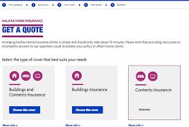halifax home insurance retrieve quote 44billionlater