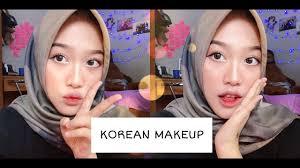 dewy look korean makeup tutorial bahasa indonesia
