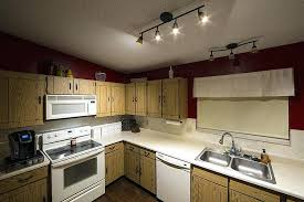 kitchen spot lighting. Track Lights For Kitchen Ceiling Perfect Ideas Spot Lighting On Vaulted .